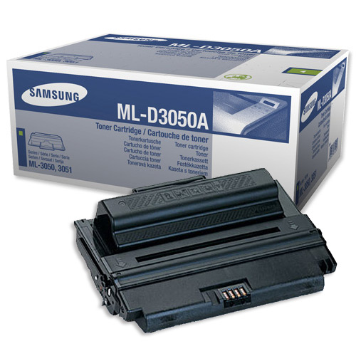 Mực in Samsung ML D3050A Black Toner Cartridge