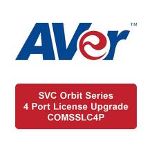 AVer SVC Series 4 Port Upgrade License