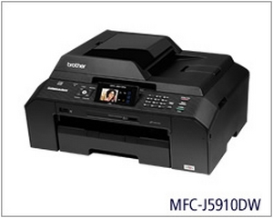 may in brother mfc j5910dw duplex wifi in scan copy fax in phun mau