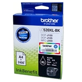 Mực in Brother LC 539 XL Black Ink Cartridge