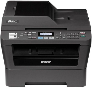 Máy in Brother MFC–7860DW, Duplex, Wifi, In, Scan, Copy, Fax