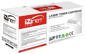 Mực IziNet HP 304A Yellow LaserJet Toner Cartridge (CC532A)